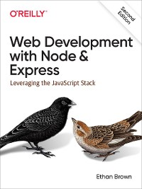 Cover Web Development with Node and Express