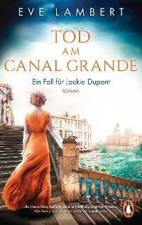 Cover Tod am Canal Grande - Ein Fall für Jackie Dupont