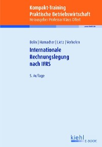 Cover Kompakt-Training Internationale Rechnungslegung nach IFRS