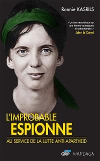 Cover L'improbable espionne