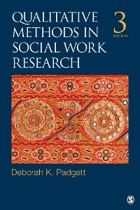 Cover Qualitative Methods in Social Work Research