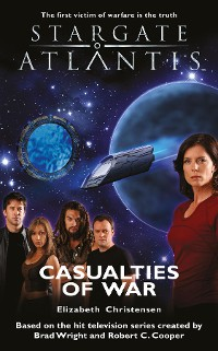 Cover STARGATE ATLANTIS Casualties of War