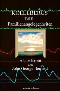 Cover KOELLBERGS Teil II - Familienangelegenheiten