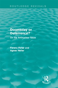Cover Doomsday or Deterrence?