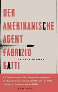 Cover Der amerikanische Agent