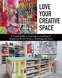 Cover Love Your Creative Space