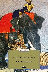 Cover Il rogo del Rajah