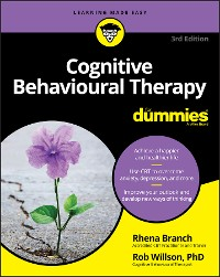 Cover Cognitive Behavioural Therapy For Dummies