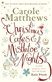 Cover Christmas Cakes and Mistletoe Nights