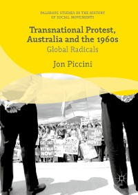 Cover Transnational Protest, Australia and the 1960s