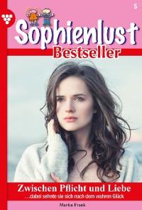 Cover Sophienlust Bestseller 5 – Familienroman