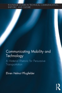 Cover Communicating Mobility and Technology