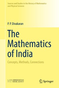 Cover The Mathematics of India