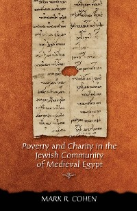 Cover Poverty and Charity in the Jewish Community of Medieval Egypt