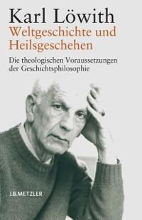 Cover Weltgeschichte und Heilsgeschehen