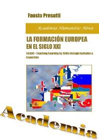 Cover La Formación Europea en el Siglo XXI