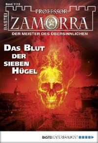 Cover Professor Zamorra - Folge 1113