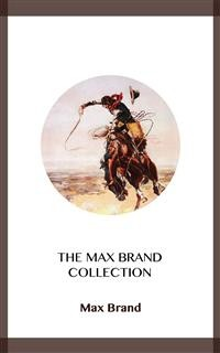 Cover The Max Brand Collection