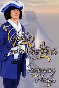 Cover Captain and the Countess