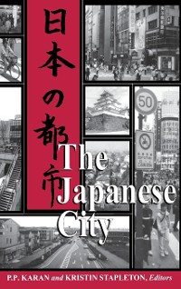 Cover The Japanese City