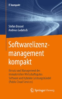 Cover Softwarelizenzmanagement kompakt