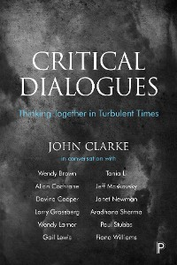Cover Critical dialogues