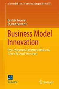Cover Business Model Innovation