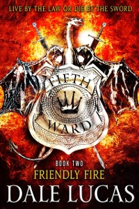 Cover Fifth Ward: Friendly Fire