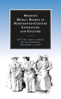 Cover Women's Human Rights in Nineteenth-Century Literature and Culture