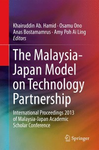 Cover The Malaysia-Japan Model on Technology Partnership