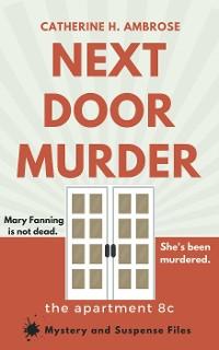 Cover Next Door Murder: The Apartment 8C