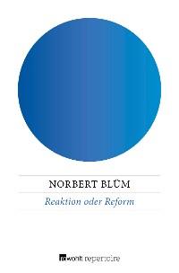 Cover Reaktion oder Reform