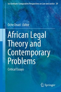 Cover African Legal Theory and Contemporary Problems