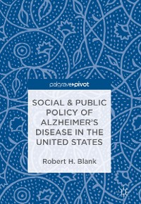 Cover Social & Public Policy of Alzheimer's Disease in the United States