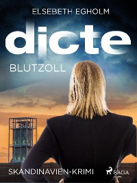 Cover Blutzoll: Skandinavien-Krimi