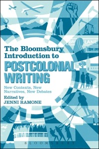 Cover Bloomsbury Introduction to Postcolonial Writing