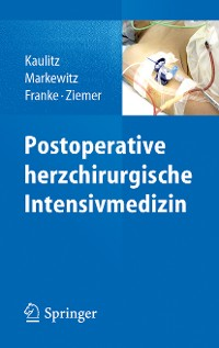 Cover Postoperative herzchirurgische Intensivmedizin