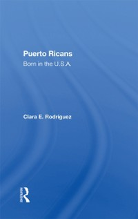 Cover Puerto Ricans