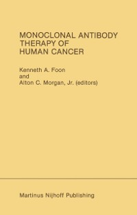 Cover Monoclonal Antibody Therapy of Human Cancer