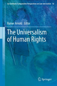 Cover The Universalism of Human Rights