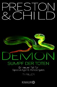 Cover Demon – Sumpf der Toten