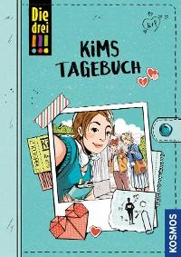 Cover Die drei !!!, Kims Tagebuch (drei Ausrufezeichen)