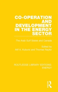 Cover Co-operation and Development in the Energy Sector