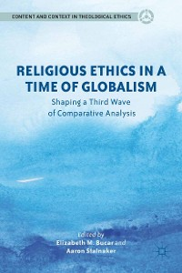Cover Religious Ethics in a Time of Globalism