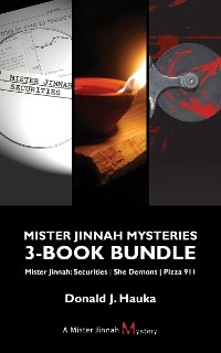 Cover Mister Jinnah Mysteries 3-Book Bundle