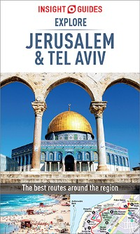 Cover Insight Guides Explore Jerusalem & Tel Aviv (Travel Guide eBook)