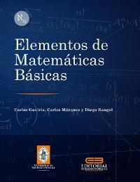 Cover Elementos de matemáticas básicas