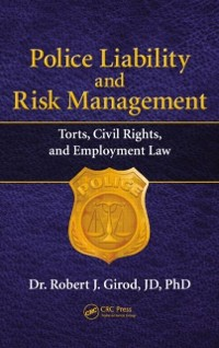 Cover Police Liability and Risk Management