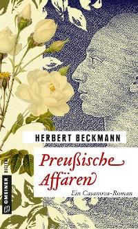 Cover Preußische Affären