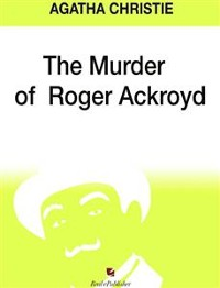 Cover The Murder  of  Roger Ackroyd